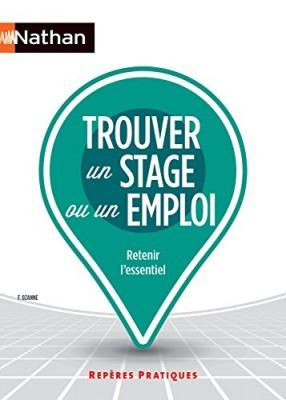 """Afficher """"Trouver un stage ou un emploi"""""""