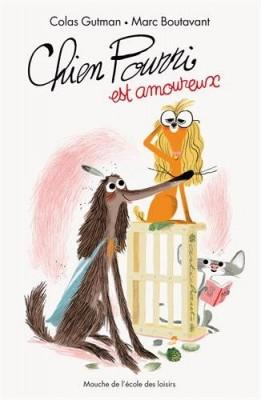 """Afficher """"Chien pourri Chien Pourri est amoureux"""""""