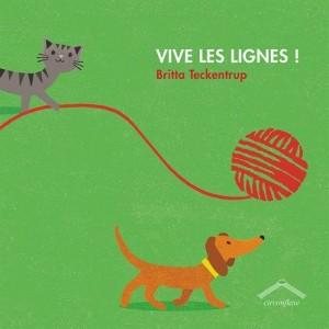 """Afficher """"Vive les lignes !"""""""