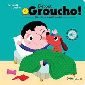 """Afficher """"Debout Groucho !"""""""
