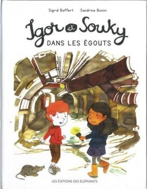 """Afficher """"Igor et Souky dans les égouts"""""""