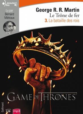 """Afficher """"Le trône de fer n° 3 La bataille des rois"""""""