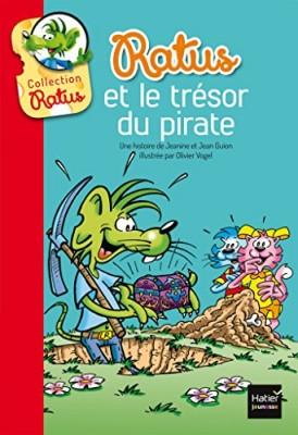 """Afficher """"Collection Ratus n° 11 Ratus et le trésor du pirate"""""""