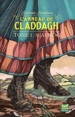 "Afficher ""L'anneau de Claddagh n° 1 Seamróg"""