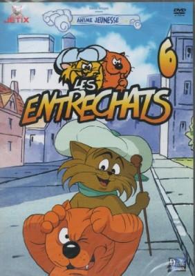 """Afficher """"Entrechats (Les) Les entrechats 6"""""""