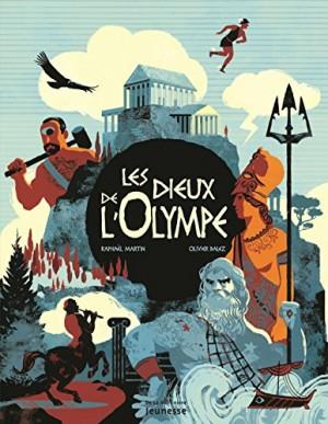 """Afficher """"Les dieux de l'Olympe"""""""
