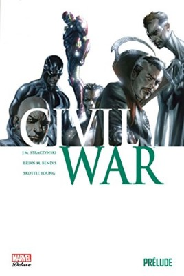 "Afficher ""Civil War n° Prélude"""