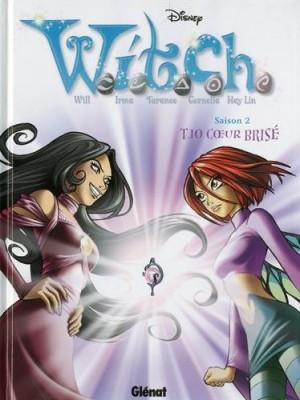 """Afficher """"Witch saison 2 n° 10 Coeur brisé"""""""