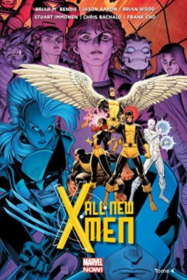 "Afficher ""All-new X-Men n° 4 La bataille de l'atome"""