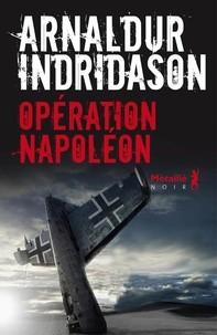 vignette de 'Opération Napoléon (Arnaldur Indridason)'