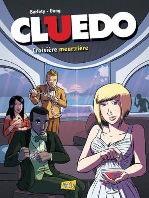 """Afficher """"Cluedo : une BD dont vous êtes le héros ! n° 02 Croisière meurtrière"""""""
