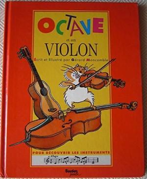 """Afficher """"Octave n° 1 Octave et son violon"""""""