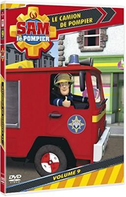 """Afficher """"Sam le pompier : le camion de pompier"""""""