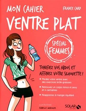 """Afficher """"Mon cahier ventre plat"""""""