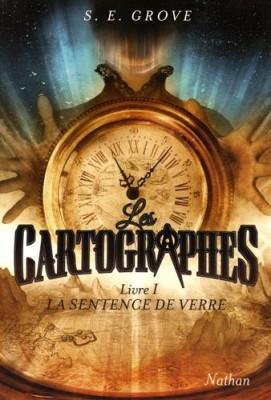 """Afficher """"Cartographes (Les) n° 1 Sentence de verre (La)"""""""