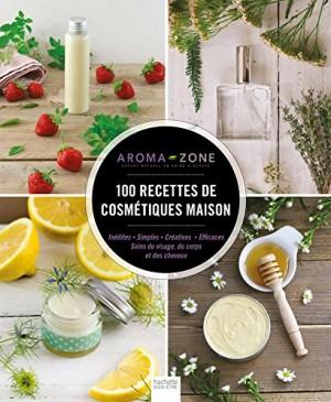 """Afficher """"100 recettes de cosmétiques maison"""""""