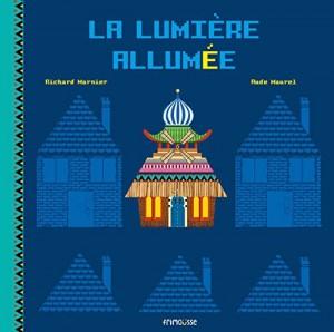 vignette de 'La lumière allumée (Richard Marnier)'