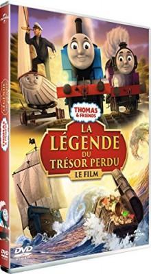 """Afficher """"Thomas et ses amis Thomas et ses amis : la légende du trésor perdu"""""""