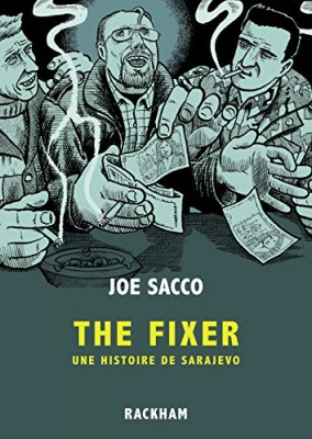 """Afficher """"The Fixer"""""""