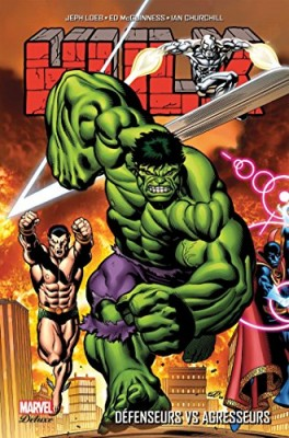 "Afficher ""Hulk n° 2Défenseurs vs agresseurs"""