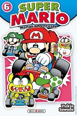 """Afficher """"Super Mario : manga adventures n° 6 Super Mario"""""""