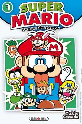 vignette de 'Super Mario n° 7 (Yukio Sawada)'
