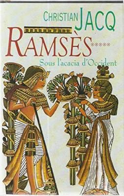 """Afficher """"Ramsès. n° 5 Sous l'acacia d'Occident"""""""