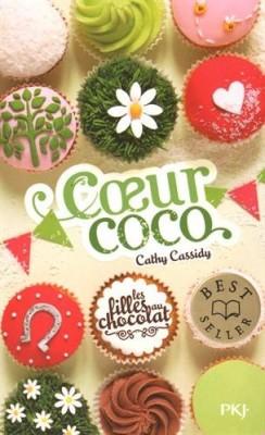 """Afficher """"Les filles au chocolat -- Romans n° 4 Coeur coco"""""""