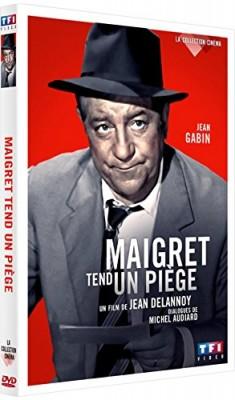 """Afficher """"Maigret tend un piège"""""""