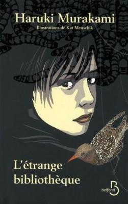 vignette de 'L'étrange bibliothèque (Haruki Murakami)'