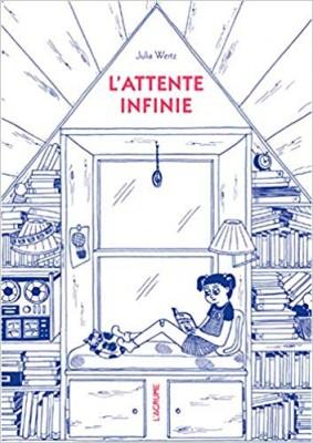 vignette de 'attente infinie (L') (Julia Wertz)'