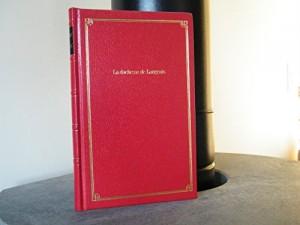 """Afficher """"La duchesse de Langeais"""""""