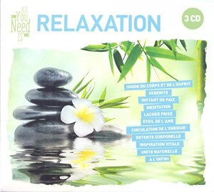 """Afficher """"All you need is relaxation"""""""