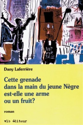 """Afficher """"Cette grenade dans la main du jeune Nègre est-elle une arme ou un fruit ?"""""""