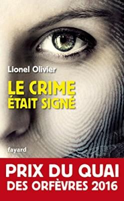 """Afficher """"Le crime était signé"""""""