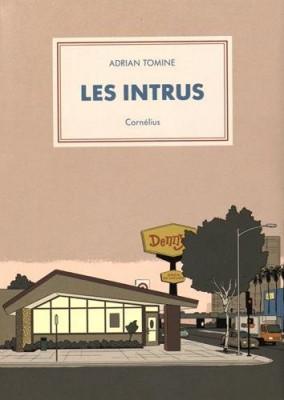 vignette de 'intrus (Les) (Adrian Tomine)'