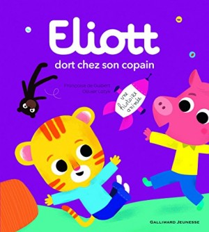 """Afficher """"Eliott n° 6 Eliott dort chez son copain"""""""