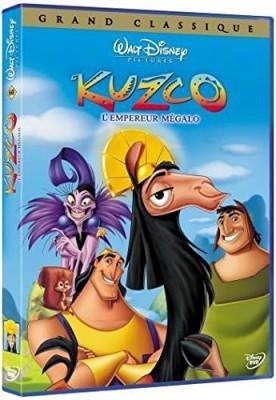 """Afficher """"Kuzco, l'empereur mégalo"""""""