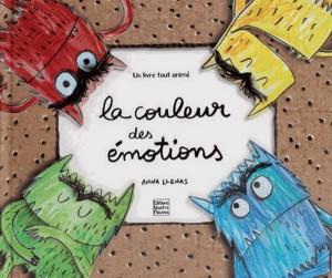 vignette de 'La couleur des émotions (un livre tout animé) (Anna Llenas)'