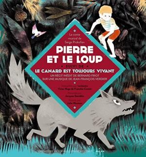 vignette de 'Pierre et le loup (Sergej Sergeevič Prokofʹev)'