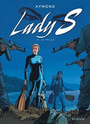 """Afficher """"Lady S. n° 11La faille"""""""