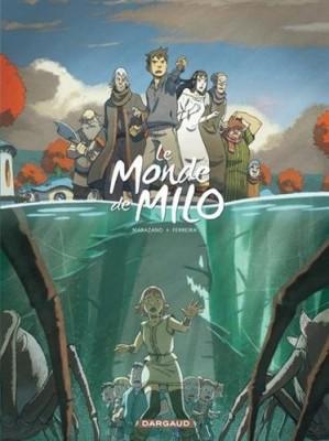 """Afficher """"Le monde de Milo n° 03 La reine noire 1/2"""""""