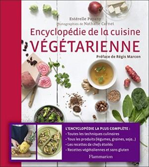 vignette de 'Encyclopédie de la cuisine végétarienne (Estérelle Payany)'