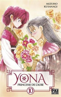 "Afficher ""Yona, princesse de l'aube n° 10"""