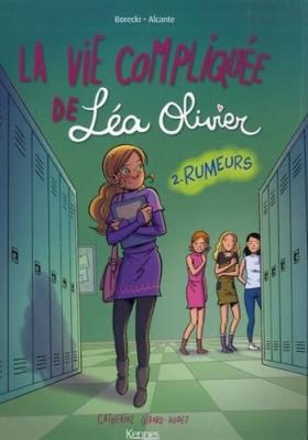 """Afficher """"La vie compliquée de Léa Olivier n° 2 Rumeurs"""""""
