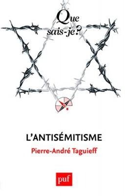 "Afficher ""L'antisémitisme"""