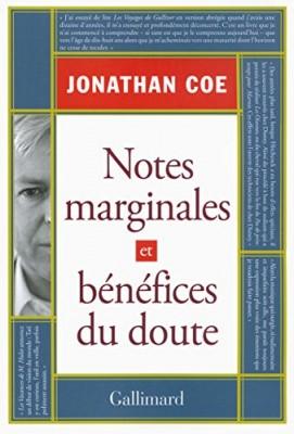 """Afficher """"Notes marginales et bénéfices du doute"""""""