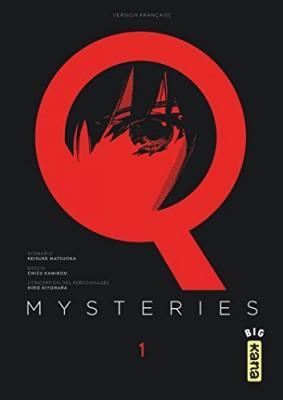 "Afficher ""Q mysteries n° 1"""