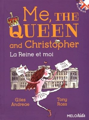 "Afficher ""Me, the queen and Christopher"""