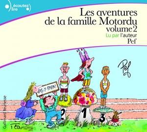 """Afficher """"Les aventures de la famille Motordu n° 2"""""""